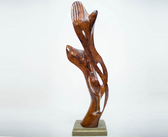 Sculpture-Loiseau