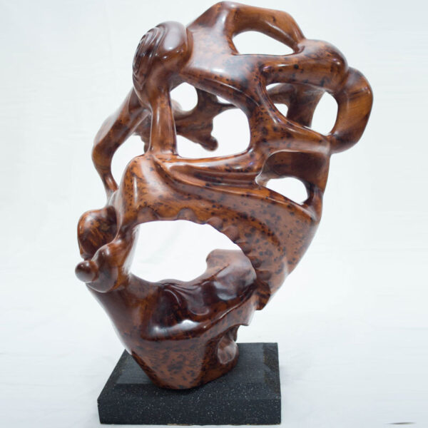 Sculpture visage Mystere