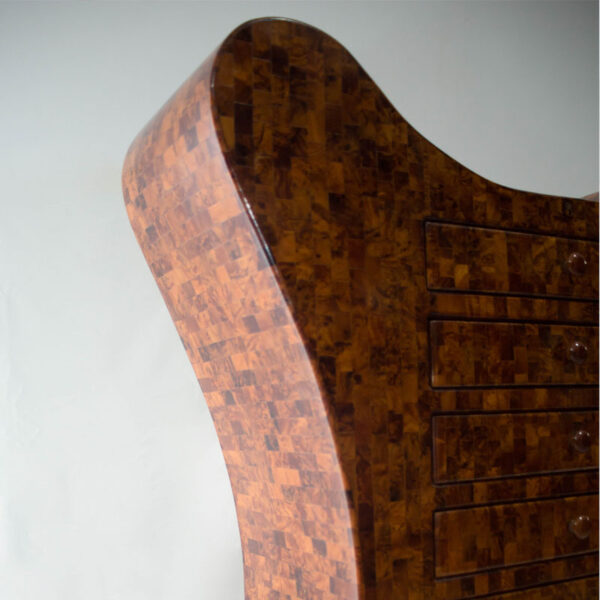meuble art deco thuya maroc